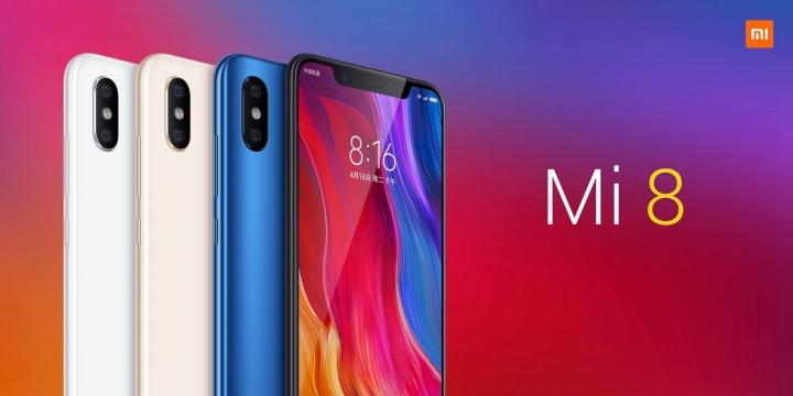 Официально представлен Xiaomi Mi 8