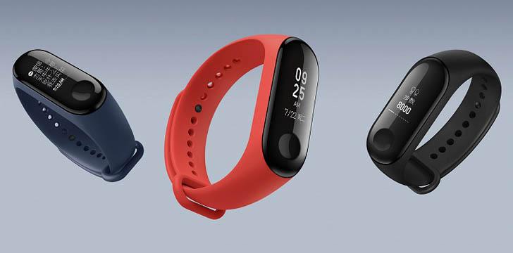 Обновленный фитнес-браслет Xiaomi Mi Band 3 оценили в