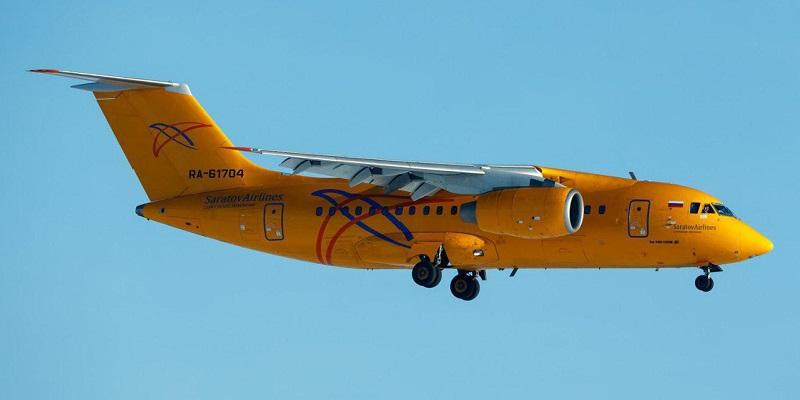 За бортом: Саратовские авиалинии», чей самолет Ан-148 воронежской сборки разбился в феврале, прекращают работу