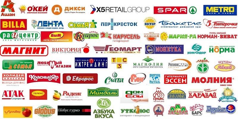 Как-то скромно: Доля торговых сетей в обороте розницы Воронежской области оказалась ниже, чем в среднем по России