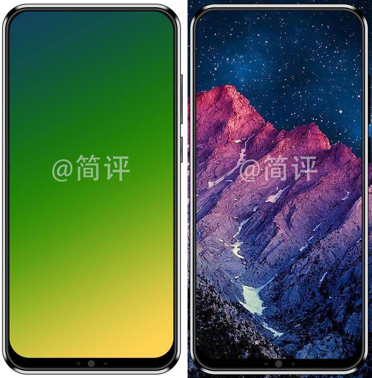 В Weibo опубликовали пресс-фото смартфона Lenovo Z5