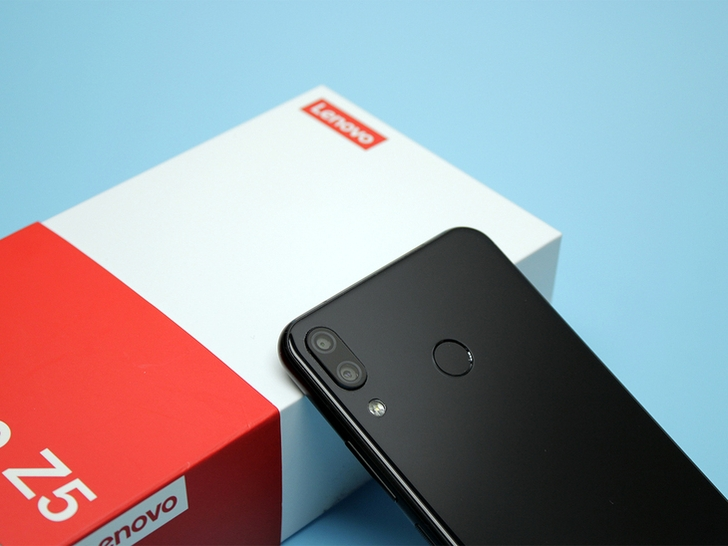 Опубликована подборка изображений Lenovo Z5