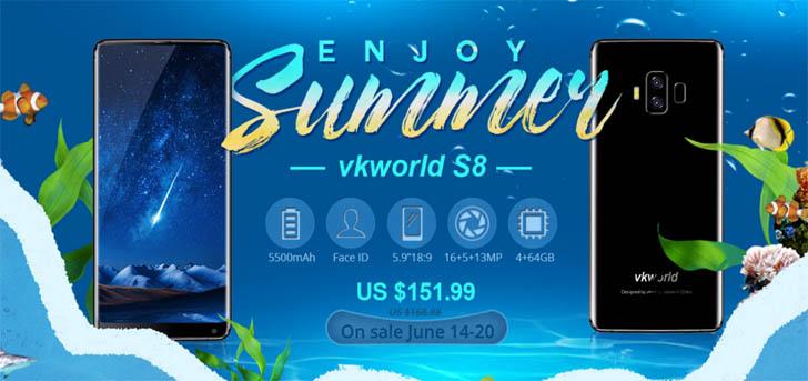 Vkworld проводит грандиозную распродажу на Aliexpress