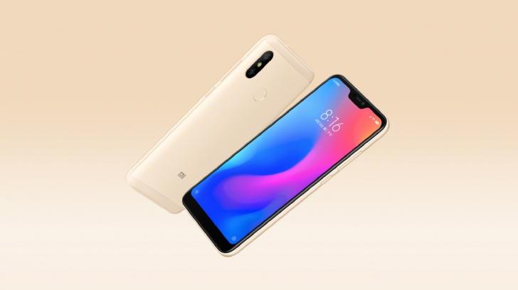 Xiaomi Redmi 6 Pro появится 25 июня