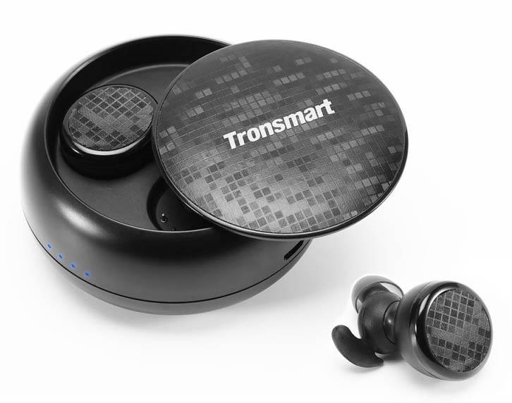 Bluetooth-наушники Tronsmart Encore Spunky Buds всего за ,99