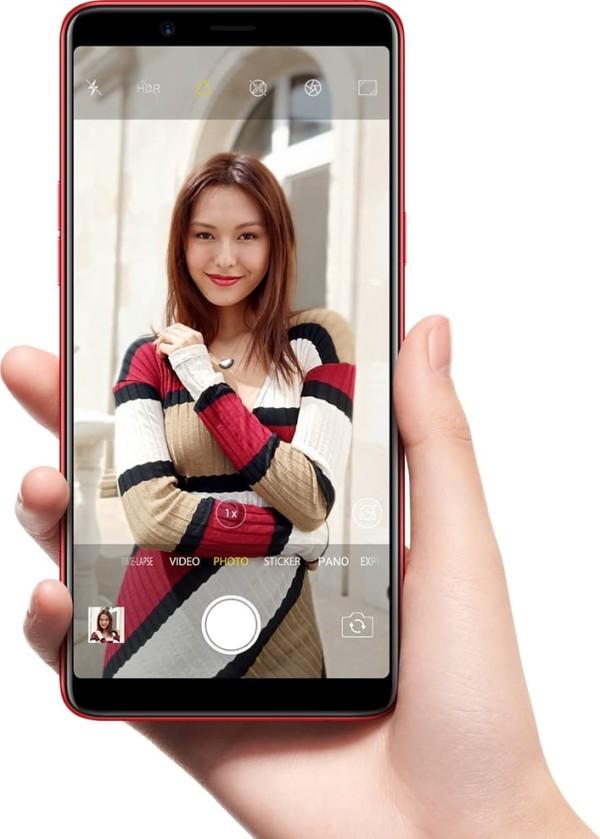 Официально представлен смартфон Oppo A73s