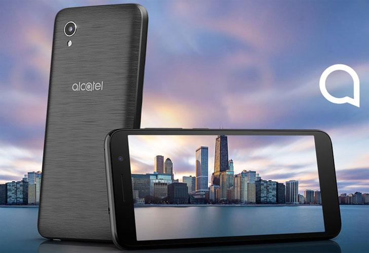 Смартфон Alcatel 1 на Android Go оценили в