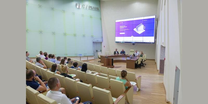 Цена времени: Сбербанк в Воронеже продемонстрировал новый уникальный сервис для работы с должниками-банкротами