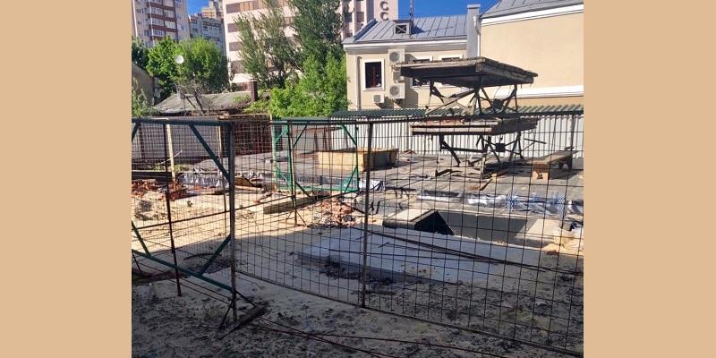 И снова не убедили: «Воронежбетон» во второй раз не смогут оспорить в суде запрет на строительство офисного здания на ул. Пушкинская
