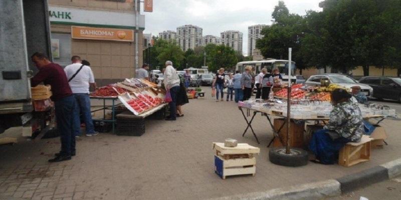 Уйдите по-хорошему: В Ленинском районе Воронежа хотят демонтировать пять торговых развалов