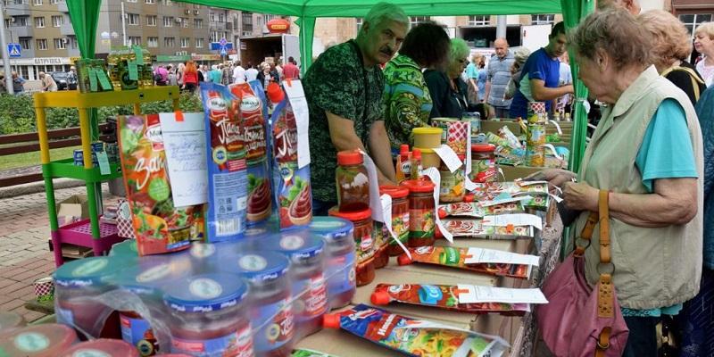 Дешево и сердито: Лишь немногим более половины ярмарок в Воронежской области соответствуют установленным требованиям