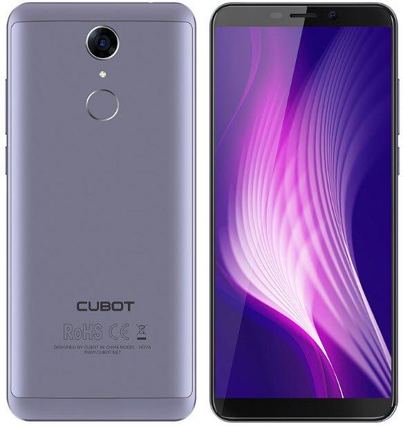Бюджетный смартфон Cubot Nova получил