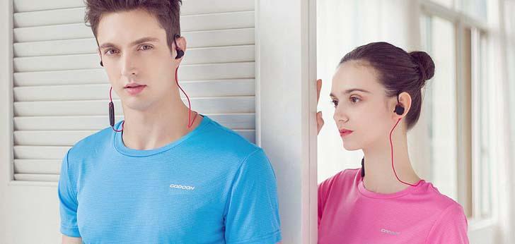 Представлены наушники Xiaomi Quiet Smart Heart Rate Headset