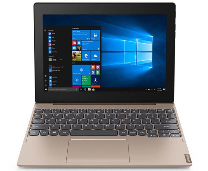 Lenovo готовит планшет IdeaPad D330 с чипом Intel Pentium Silver