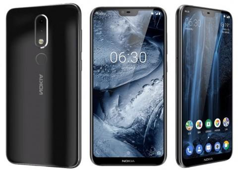 Nokia X6 выйдет за пределы Китая под именем Nokia 6.1 Plus