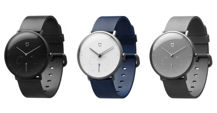 Появились умные кварцевые часы Mijia Quartz Watch