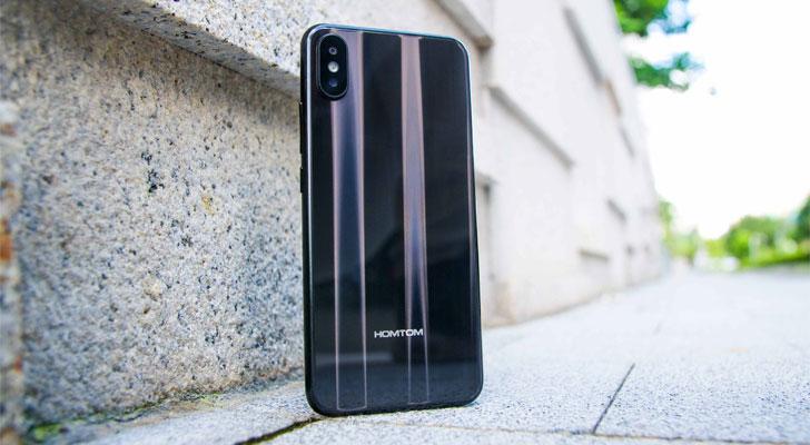 HomTom H10 получил 5,85-дюймовый дисплей и чип MT6750