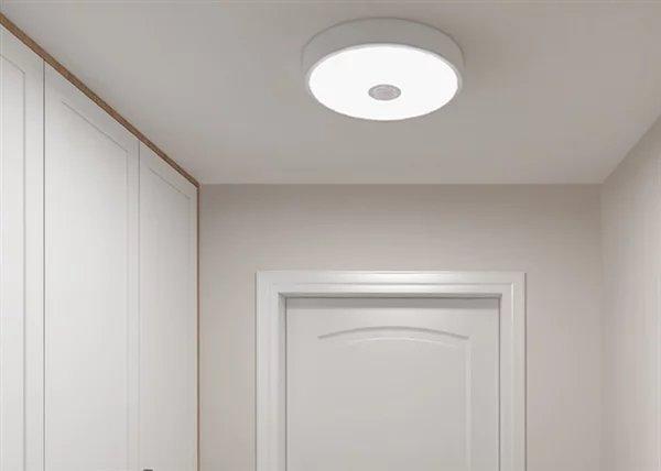 Xiaomi представила автоматический потолочный светильник за