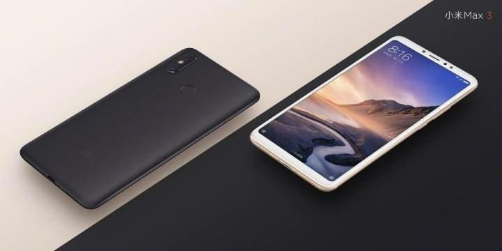 Xiaomi Mi Max 3 показали на новых фото и официальных рендерах