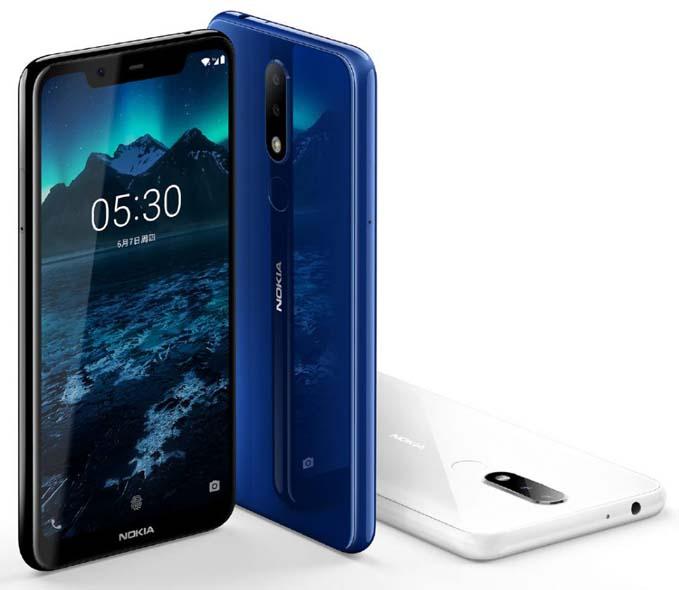 В Китае официально представлен Nokia X5 стоимостью 0
