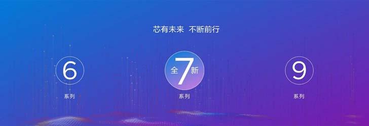 Huawei официально представила новый чипсет Kirin 710
