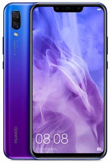 Смартфоны Huawei Nova 3 и Nova 3i анонсированы раньше срока