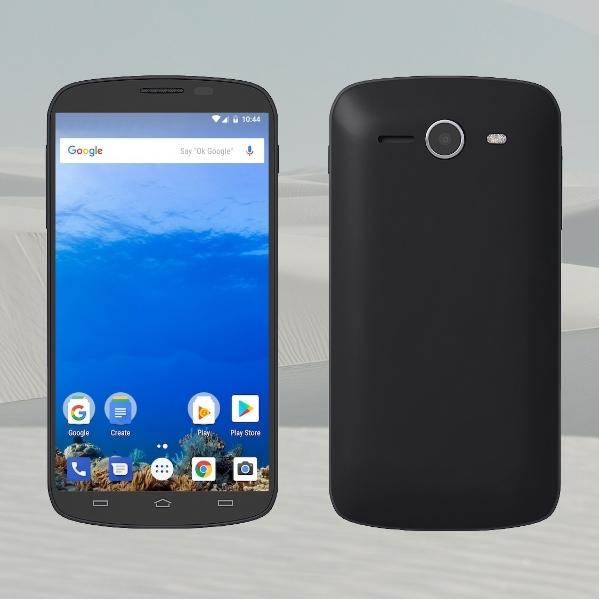 Интересный проект компактного смартфона от компании TenereSystems LLC