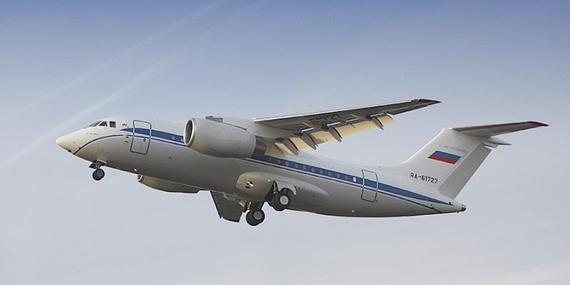 Осталось недолго?: На воронежском авиазаводе подняли в воздух предпоследний самолет Ан-148 по контракту с Минобороны РФ