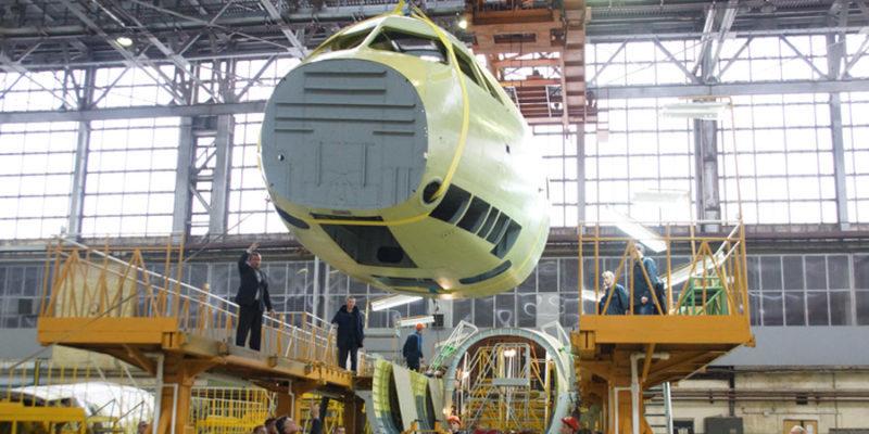 Без продолжения?: СМИ сообщили о планах по закрытию проекта создания транспортника Ил-112В на воронежском авиазаводе