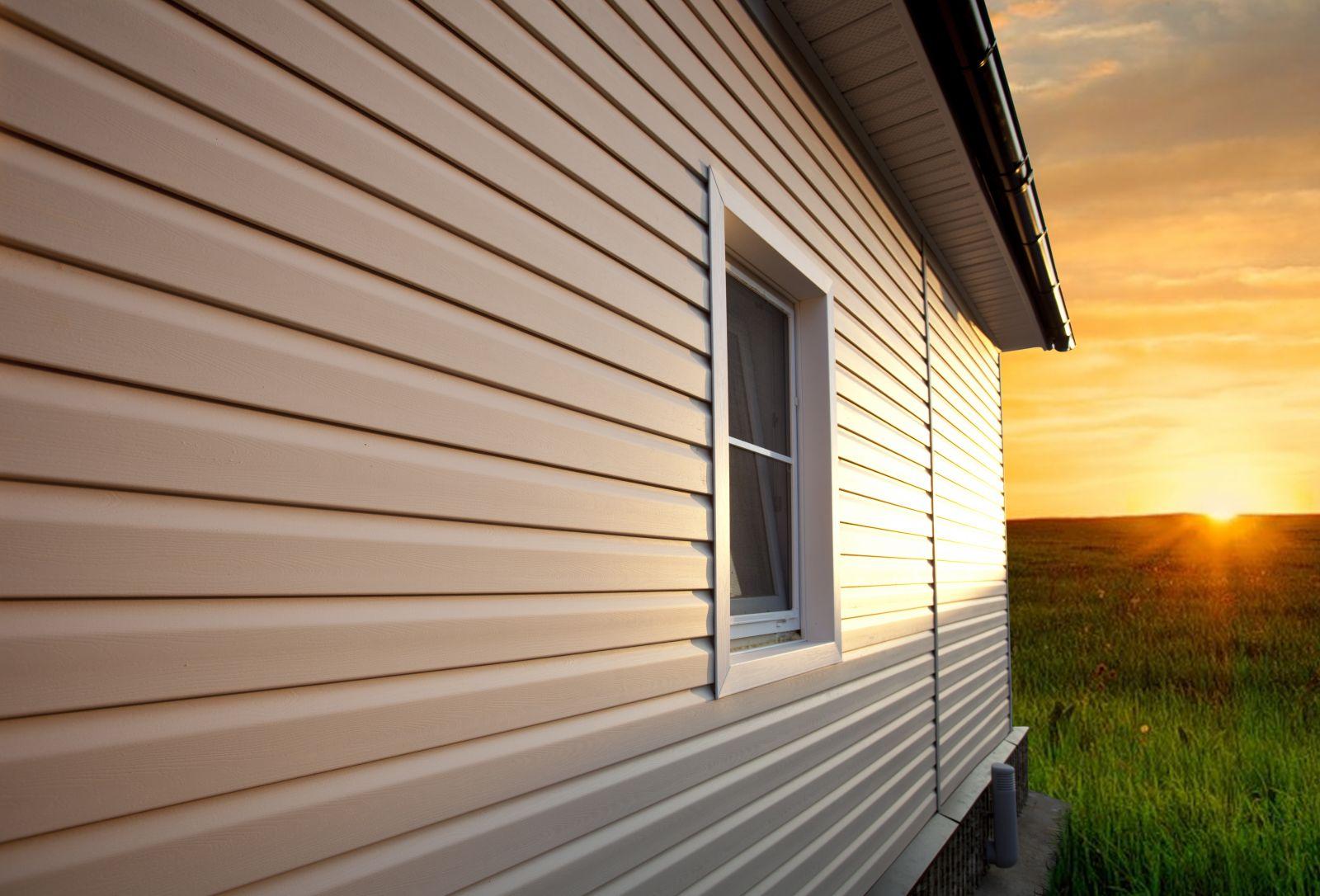 Надежные и практичные фасадные панели и сайдинги