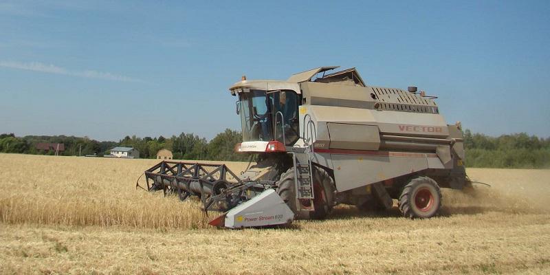 С почином!: В Воронежской области собрали первый миллион тонн зерна