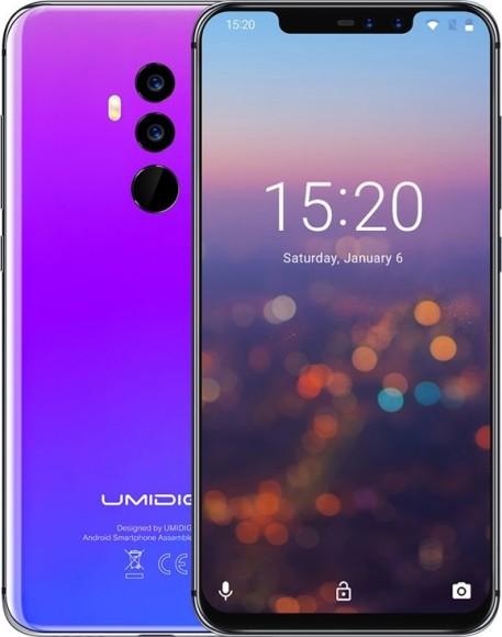 Представлен смартфон Umidigi Z2 Special Edition