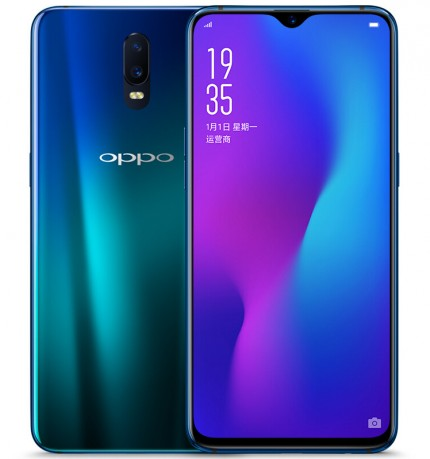 Смартфон Oppo R17 появится в продаже 30 августа по цене 9