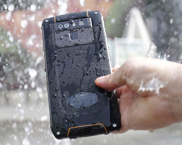 Анонсирован защищенный смартфон Cubot KingKong 3