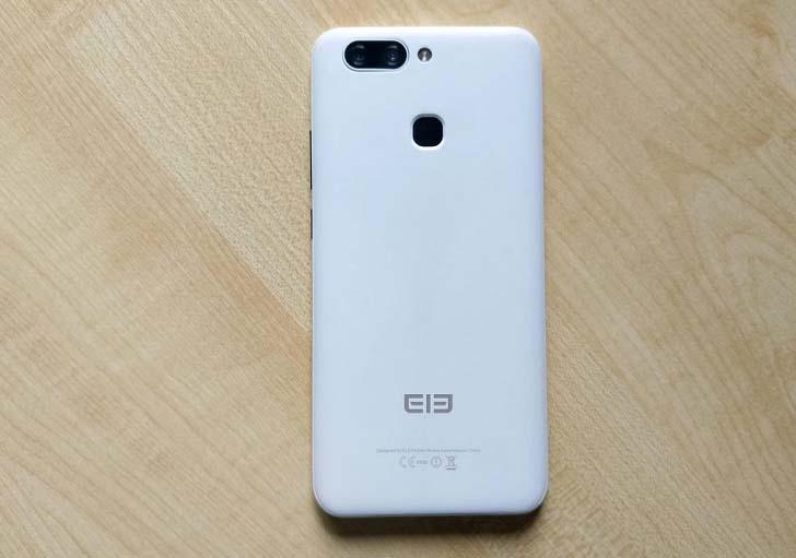 Компания Elephone готовит еще одну новинку - Elephone SX