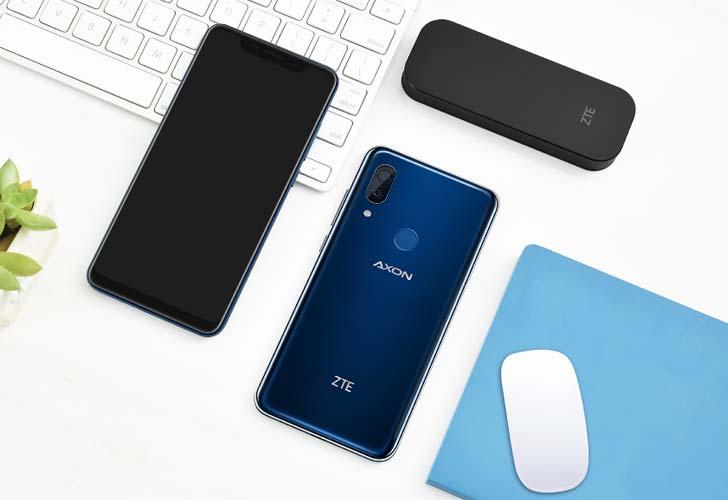 Флагманский ZTE Axon 9 Pro представлен официально