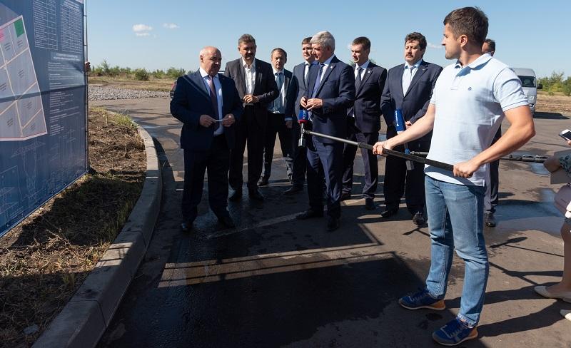 На низком старте: Александр Гусев анонсировал параметры особой экономзоны под Воронежем