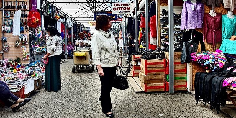 Налетай-торопись?: В Воронеже снова выставили на продажу два рынка – «Юго-Западный» и «Купеческий»