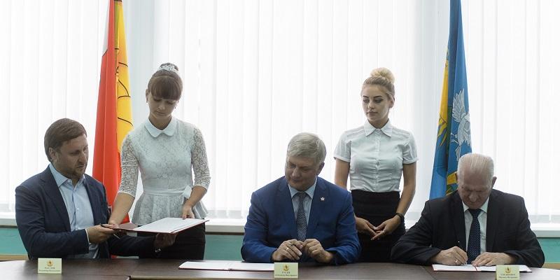«Мясные» инвестиции: В Воробьевском районе Воронежской области откроют два свиноводческих комплекса