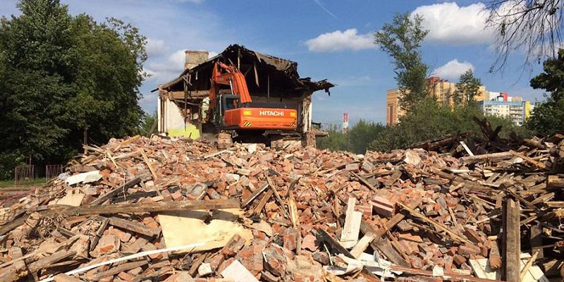 Под ковш: Власти Воронежа отдадут под реновацию еще один квартал в районе ул. 9 Января
