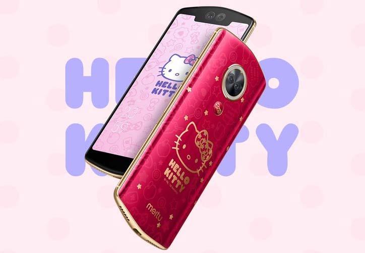 Анонсирован люксовый смартфон Meitu T9 Brilliant