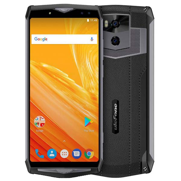 Смартфон Ulefone Power 5S оснастили аккумулятором на 13000 мАч