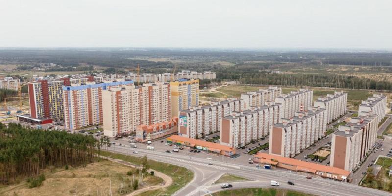 Не докричались: Власти Воронежа утвердили проект застройки Борового со школой в 1,5 км от новых высоток