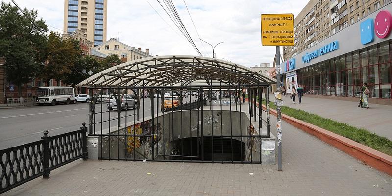 Оптом – дешевле?: Мэрия Воронежа отдаст в концессию еще три пешеходных перехода