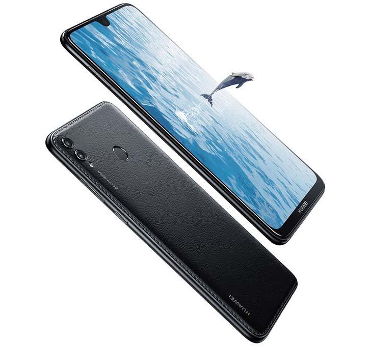 Huawei Enjoy Max получит тыльную панель с кожаной отделкой