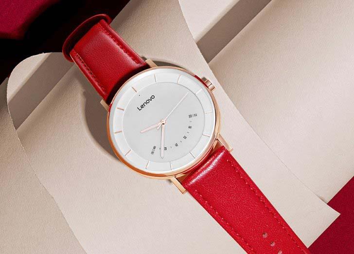 Новые умные часы Lenovo SmartWatch S стоят