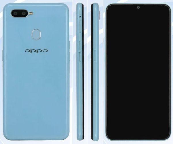 Oppo готовит к выпуску еще один доступный смартфон