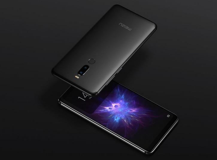 Официально представлен доступный смартфон Meizu M8 Note