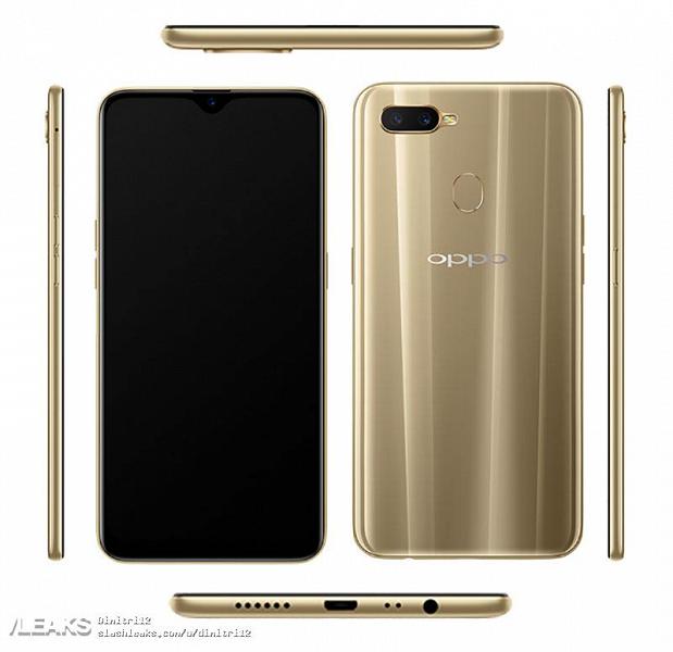 Смартфон Oppo A7 на Snapdragon 450 будет стоить 0