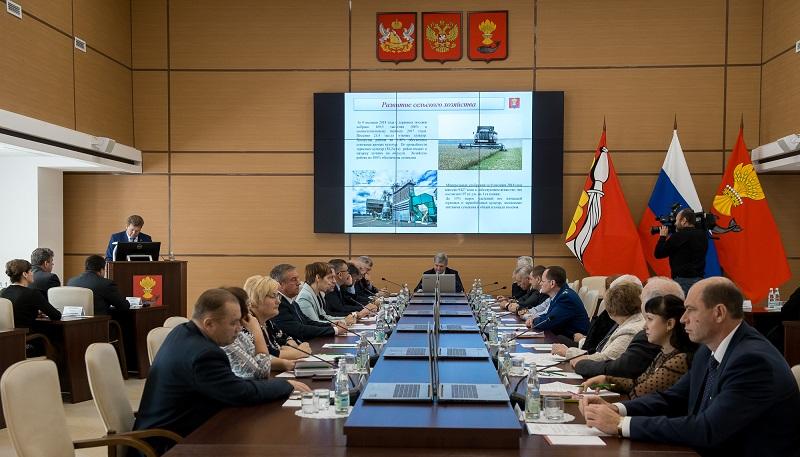 С опорой на малых: Воронежский губернатор обозначил вектор дальнейшего развития Панинского района